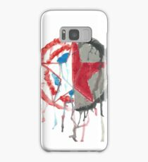 Bucky And Cap Samsung Galaxy Case/Skin