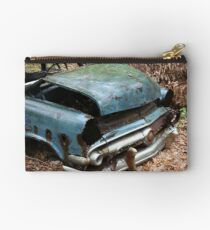 June Old Motor Car Studio Pouch