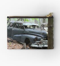 August Old Motor Car Studio Pouch