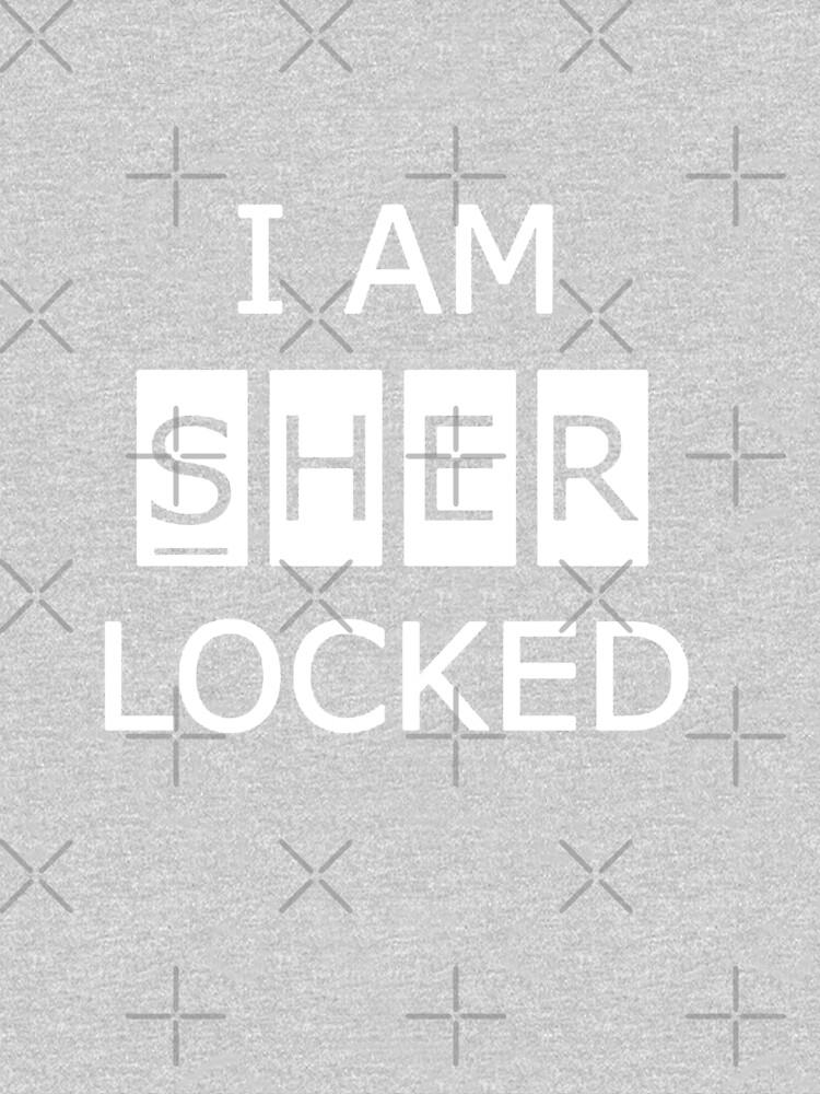 I Am SHERlocked by kcgfx
