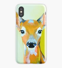 Colourful Deer - Wild Woodland iPhone Case/Skin