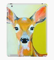 Colourful Deer - Wild Woodland iPad Case/Skin