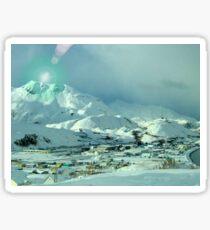 Unalaska, Alaska Sticker