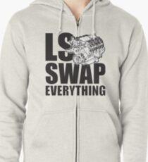 LS Swap Everthing Zipped Hoodie