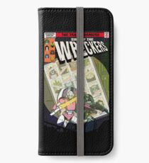Sins of the Wreckers: Days of Future Past iPhone Wallet/Case/Skin