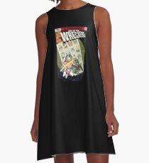Sins of the Wreckers: Days of Future Past A-Line Dress