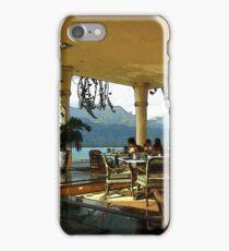 Breakfast In Hanalei iPhone Case/Skin