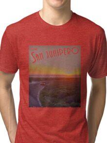 Black Mirror - San Junipero Tri-blend T-Shirt