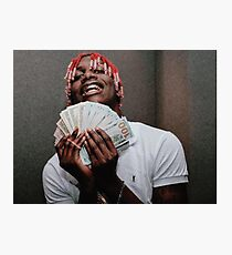 lil yatchy Photographic Print