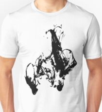 Ink Drop black T-Shirt