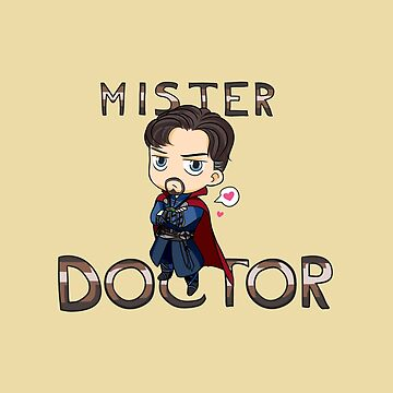 Mister Doctor by PoppiPan