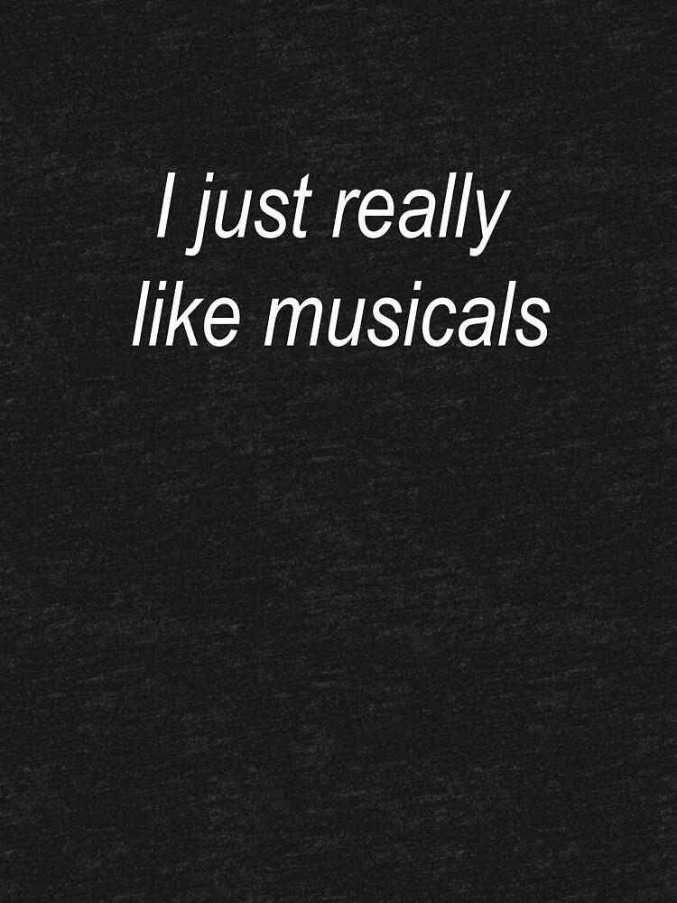 Ich mag Musicals einfach sehr von meganoliviac