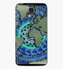 World Oceans Mandala Case/Skin for Samsung Galaxy