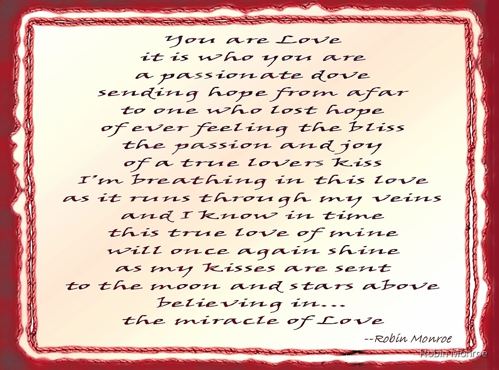 This Love... by Robin Monroe