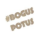 BOGUS POTUS - Groovy edition, brown by rcprodkrewe
