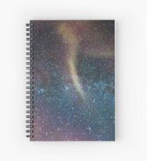 Northen Lights Spiral Notebook