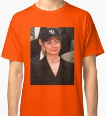 Hillary Clinton Yankees Hat / Rihanna T-Shirt Classic T-Shirt