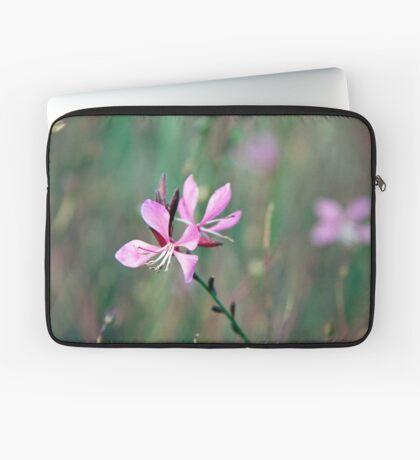 pink flowers Laptop Sleeve