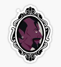 Dominion, Eldest Silver Child Cameo  Sticker