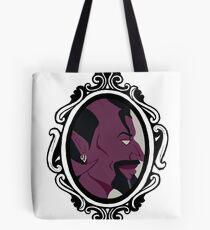Dominion, Eldest Silver Child Cameo  Tote Bag
