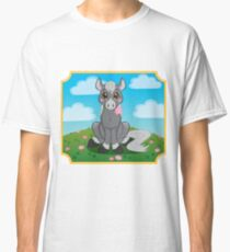 Flower Pony Classic T-Shirt