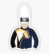UNH Marching Band Sticker