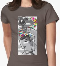 A little birdie told me ... Fitted T-Shirt