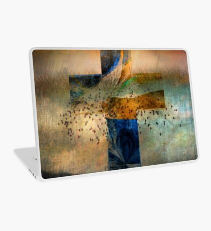 Truths that fly with the heART Laptop Skin
