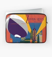 Zeppelin Rides are Just a Universe Away Laptop Sleeve