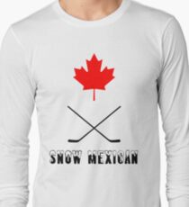 Snow Mexican Canada T-Shirt