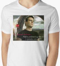 Archaeology  Men's V-Neck T-Shirt