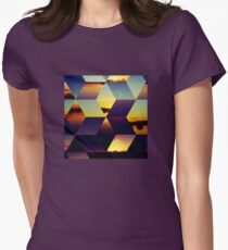 Daybreak Women's Fitted T-Shirt