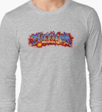 TURRICAN SHOOT OR DIE Long Sleeve T-Shirt