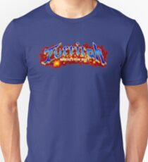 TURRICAN SHOOT OR DIE Unisex T-Shirt