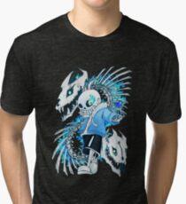 Undertale:Sans Tri-blend T-Shirt