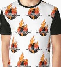 I Survived The End of the world (Pattern) Graphic T-Shirt