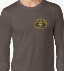 Camiseta de manga larga Sheriff del Condado de Los Angeles