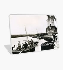 Cley windmill - the shooting party 1888 Laptop Skin