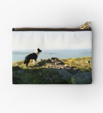 Young Indy overlooks. Studio Pouch