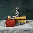 Salt and Pepper by JolanteHesse