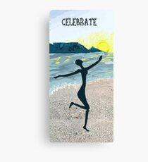 Celebrate - Dance Canvas Print