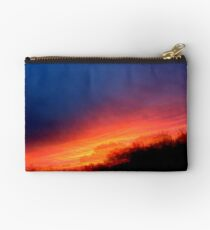 Sequential Sunset Studio Pouch