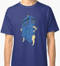 Angry Police Box Classic T-Shirt
