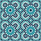 Moroccan tiles 4 by creativelolo