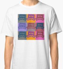 Music Tape Cassette Pirate Pop Art Classic T-Shirt