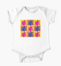 Pop Art Drummer Kids Clothes