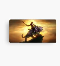 He Man Canvas Print