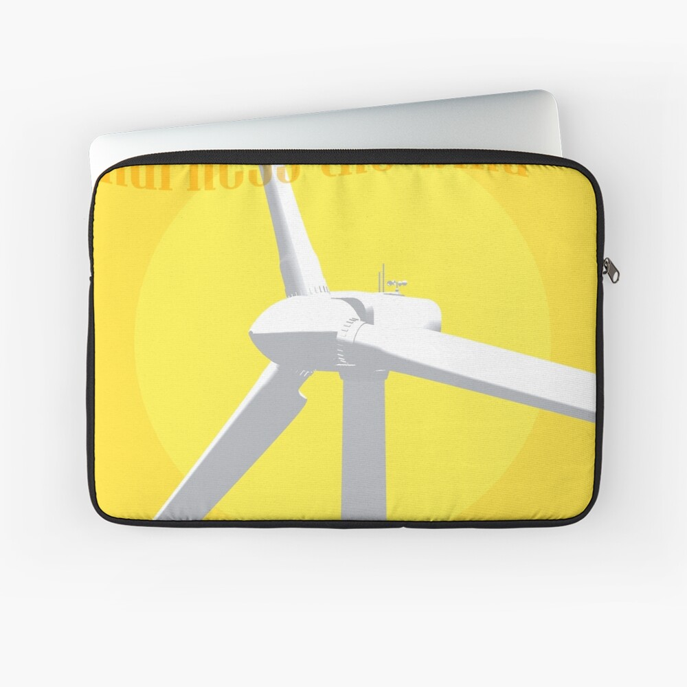 Harness The Wind Laptoptasche