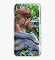 Macrocephaly Prob Lem  iPhone Case/Skin