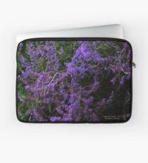 Purple Bliss Laptop Sleeve